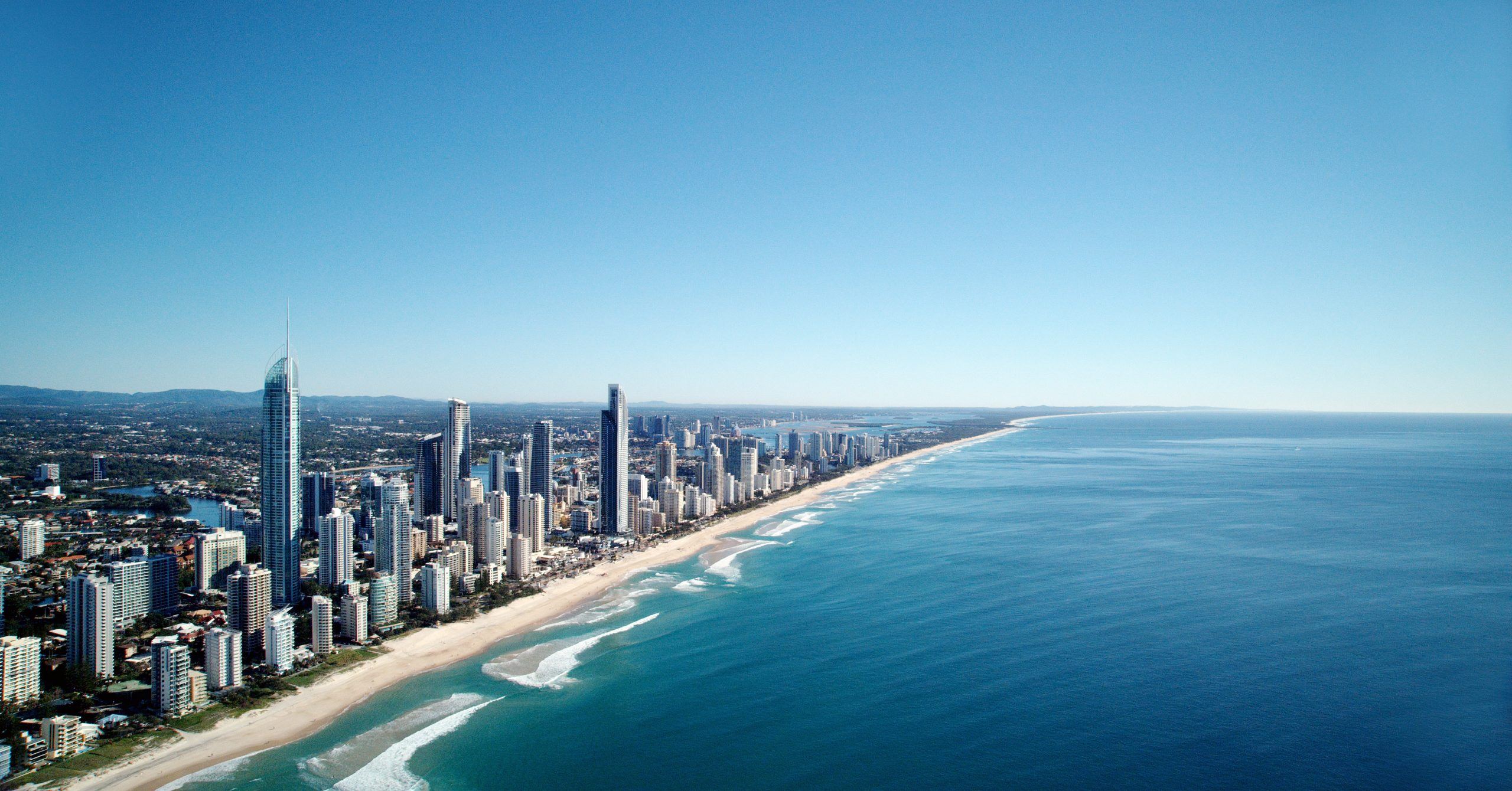 Gold Coast the home of touch football